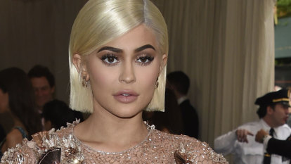 Cashing in: Kylie Jenner sells $880 million stake in her cosmetics company