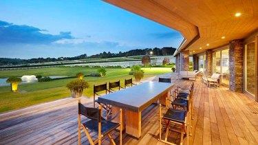 A Luxico property on the Mornington Peninsula.