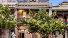 A two-level terrace house at 6 Erin Street in Melbourne's Richmond sold for $2.67 million.