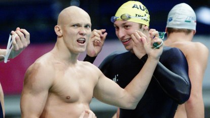 Thorpe almost missed famous Olympic win over US: Klim