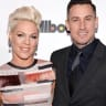 Pink rages after fans question Carey Hart's fathering skills