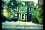 Marden Hill house, home of the DANAD design collective.