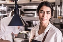 Mexican chef Daniela Soto-Innes' creations are inspired by her home country.