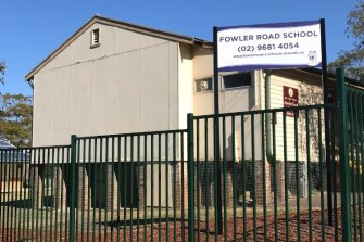 A staff member at Fowler Road School has tested positive to COVID-19