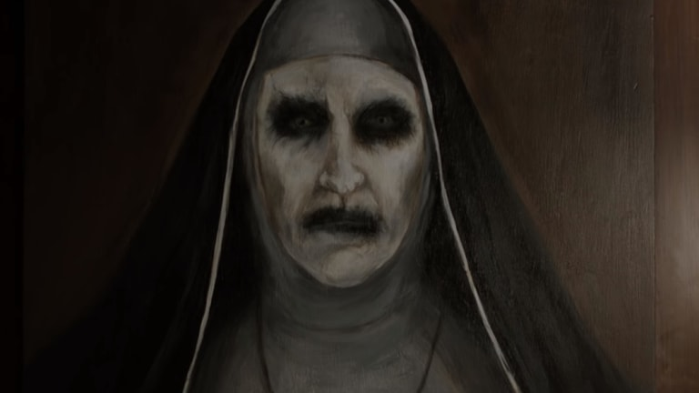 An ad for horror film The Nun has been pulled from YouTube.