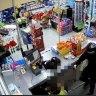 Three men nabbed over service station crime spree