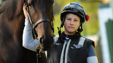 Clare Lindop will retire from riding in May.