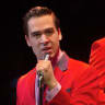Ryan Gonzalez, 26, is hitting the high notes as Frankie Valli.