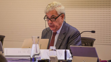 Disability royal commission chair Ronald Sackville QC will ask for an extension of time to present the final report.