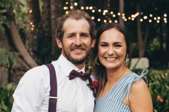 While out walking their dogs on Australia Day, parents-to-be KateLeadbetter andMattField died when they were struck by an allegedly stolen car driven by a teenage male.