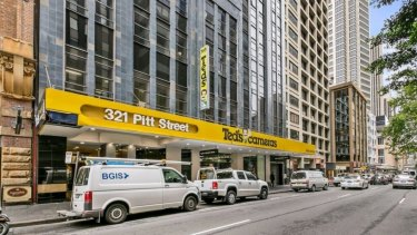 SYDNEY:Cameron & Co. has leased a suite at 511/Level 5, 321 Pitt Street, Sydney