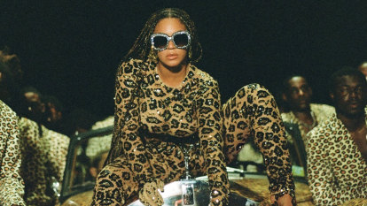 Queen Beyonce's back to rule the world with Black Is King