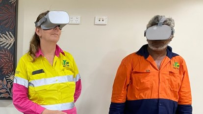 How a remote Qld council used VR to keep staff safe during lockdown