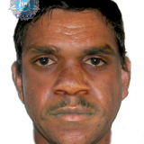 Composite image of the alleged offender released by police in September.