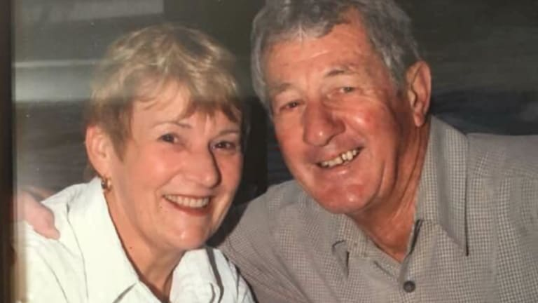Ian and Margaret Settree were killed by their son in December 2014.