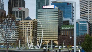 The BGC centre in Perth.