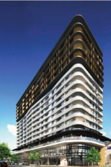 Coorparoo's RSL site will become a vertical aged care facility under a plan by purchasers Bolton Clarke.