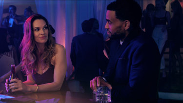 Hilary Swank and Michael Ealy cross paths in cheap thriller Fatale.