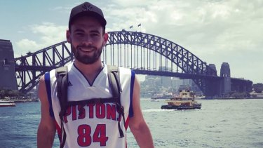 Britain's reality TV star Andrew Brady is in Sydney and keen to make a career in radio.