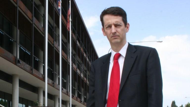 Liberal MP Matthew Mason-Cox.