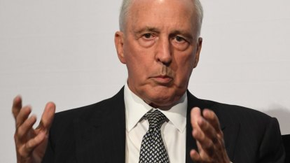 Keating blasts 'monkeys' for 'grand theft' super rejig