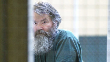 Michael Anthony Guider, pictured in 2002 arriving at court in Sydney.