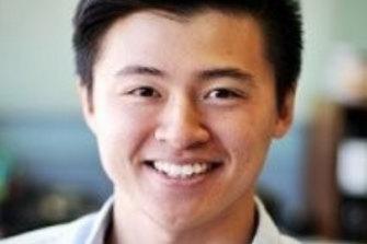 Former Forum Group accountant Brandon Chin.
