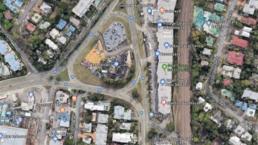 The complicated roundabout has seen multiple crashes in the past few years.