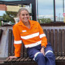 'High heels to high vis': How out-of-work flight attendants have been put to work in mining