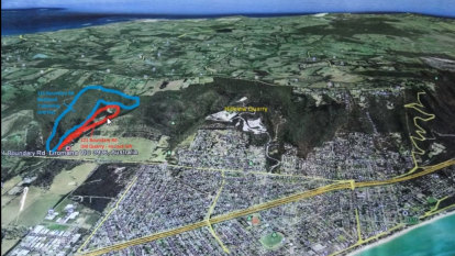 Health concerns over silica dust from proposed Mornington Peninsula quarry
