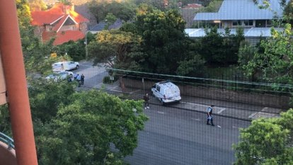 Man arrested after 40-minute North Sydney chase