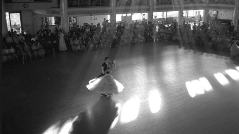 Brisbane's Cloudland Ballroom images from the State Library of Queensland.