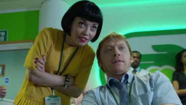 Sick Note is on Netflix and stars Harry Potter's Rupert Grint.