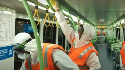Cleaning firm calls for new rail tests after sabotage evidence at IBAC