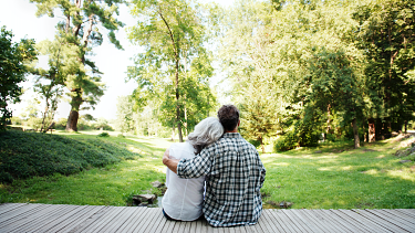 Receiving an inheritance can help set you up for retirement.