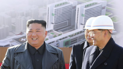 North Korea is building a new hospital. It won't help against COVID-19