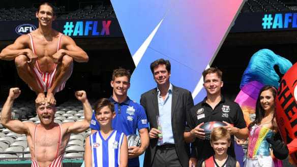 Club CEOs to be briefed on AFLX All-Star concept