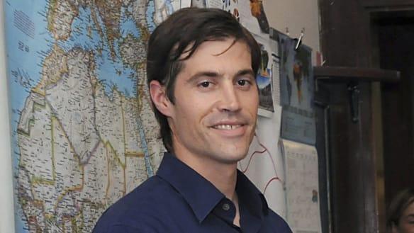 Mother of slain journalist James Foley says filmmaker took their story