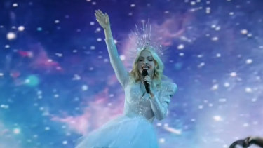 Kate Miller-Heidke was to perform live on Saturday however the gig may now be cancelled.