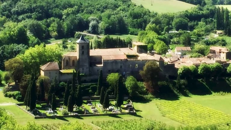 Hot Dub ... from the Swan Valley to this chateau in the south of France.