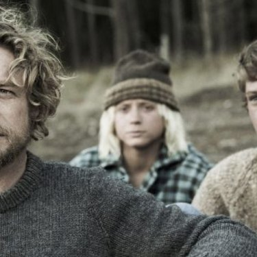 The upcoming film adaptation of Winton's novel Breath stars and was directed by Simon Baker (at left).