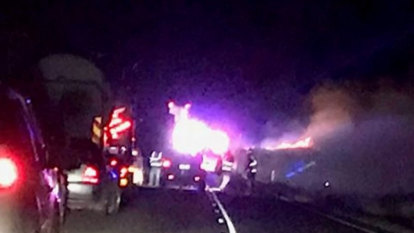 Five-fatality crash worst tragedy in southern Queensland community's memory