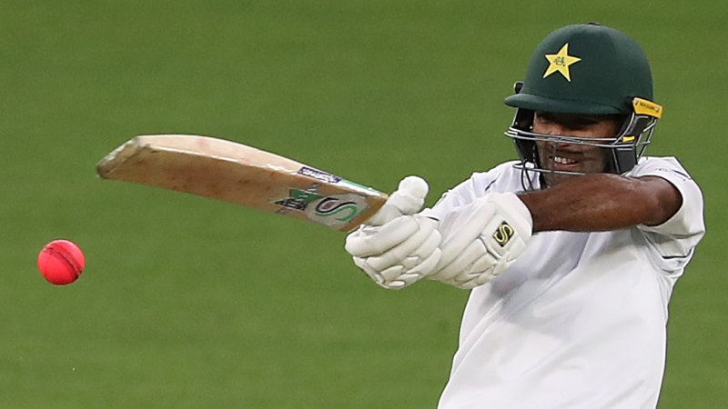 Pakistan run machine Shafiq puts Australia on notice - The Age