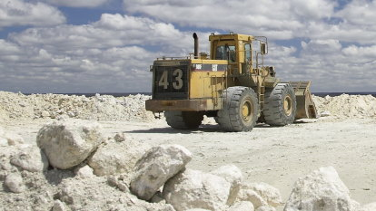 Australia tipped to soon produce more than half of the world's lithium