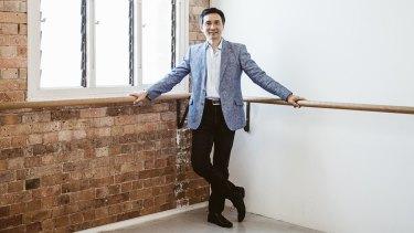 Queensland Ballet artistic director Li Cunxin.