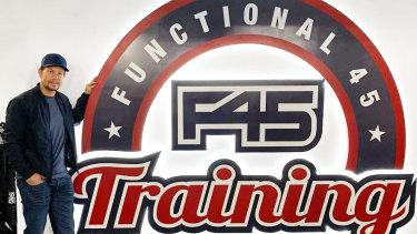 Mark Wahlberg has taken a minority stake in the fitness franchise F45 founded by Rob Deutsch.