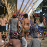 Dragon Dreaming festival wants to stay despite police warning