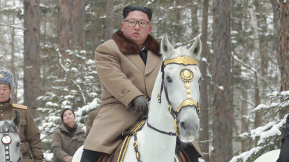 Kim Jong-un is back on his white horse, as North Korea flags major decision