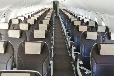 empty planes coronavirus