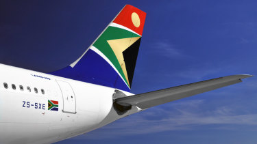 South African Airways is one of a number of struggling African carriers.